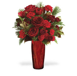 Christmas Carols Bouquet from Parkway Florist in Pittsburgh PA