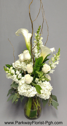 Quiet Elegance from Parkway Florist in Pittsburg PA