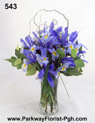 Simply Iris from Parkway Florist in Pittsburgh PA