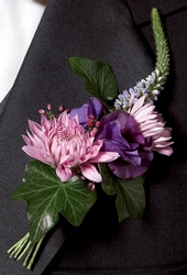 Nottingham Boutonniere from Parkway Florist in Pittsburgh PA