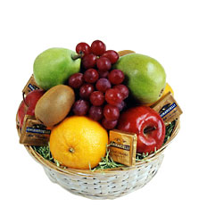 Fruit & Chocolate Basket from Parkway Florist in Pittsburgh PA