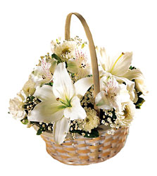 Divinity Basket from Parkway Florist in Pittsburg PA