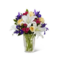 The FTD New Day Dawns Bouquet by Vera Wang from Parkway Florist in Pittsburg PA