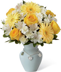 The FTD Mother's Charm Bouquet - Boy from Parkway Florist in Pittsburgh PA