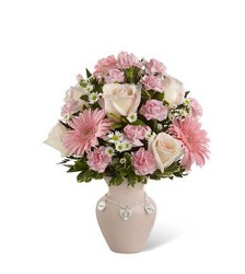 The FTD Mother's Charm Bouquet - Girl from Parkway Florist in Pittsburg PA