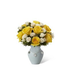 The FTD Mother's Charm Rose Bouquet - Boy from Parkway Florist in Pittsburgh PA
