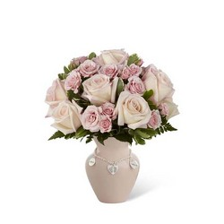 The FTD Mother's Charm Rose Bouquet - Girl from Parkway Florist in Pittsburgh PA