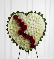 The FTD Broken Heart(tm) from Parkway Florist in Pittsburg PA