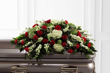 The FTD Sincerity(tm) Casket Spray from Parkway Florist in Pittsburg PA