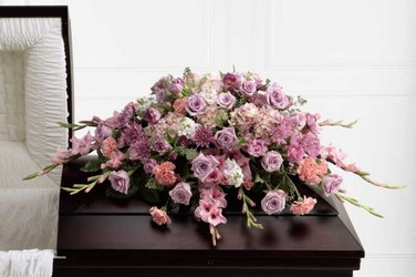 The FTD Immorata(tm) Casket Spray from Parkway Florist in Pittsburg PA