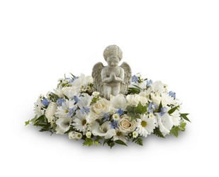 The FTD The Little Angel(tm) Ring of Flowers from Parkway Florist in Pittsburgh PA