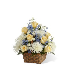 The FTD Heavenly Scented(tm) Basket from Parkway Florist in Pittsburgh PA