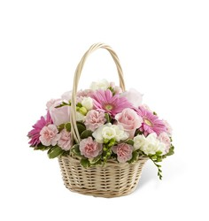 The FTD Enduring Peace(tm) Basket from Parkway Florist in Pittsburgh PA