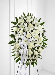The FTD Exquisite Tribute(tm) Standing Spray from Parkway Florist in Pittsburg PA