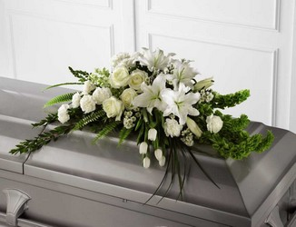 The FTD Resurrection(tm) Casket Spray from Parkway Florist in Pittsburgh PA