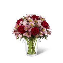 The FTD Graceful Wishes Bouquet by Vera Wang from Parkway Florist in Pittsburg PA