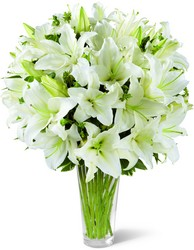 The FTD Spirited Grace Lily Bouquet from Parkway Florist in Pittsburgh PA