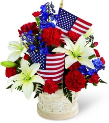 The FTD American Glory Bouquet