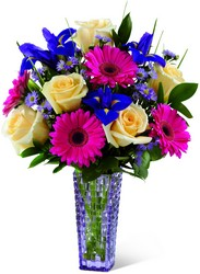 The FTD Hello Happiness Bouquet from Parkway Florist in Pittsburgh PA