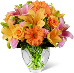 The FTD Brighten Your Day Bouquet from Parkway Florist in Pittsburgh PA