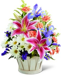 The FTD Wondrous Nature Bouquet