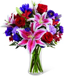 The FTD Stunning Beauty Bouquet from Parkway Florist in Pittsburgh PA