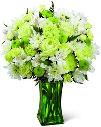 The FTD Lime-Licious Bouquet from Parkway Florist in Pittsburg PA