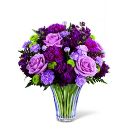 A Purple Tradition from Parkway Florist in Pittsburg PA