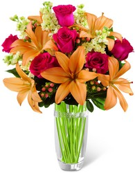 The FTD Luxe Looks  Bouquet by Vera Wang from Parkway Florist in Pittsburgh PA
