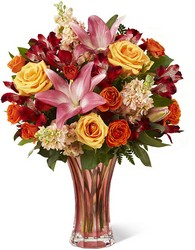 The FTD Touch of Spring Bouquet from Parkway Florist in Pittsburg PA