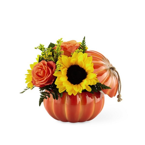 The  Harvest Traditions Pumpkin
