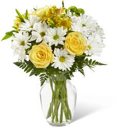 The FTD Sunny Sentiments Bouquet from Parkway Florist in Pittsburgh PA