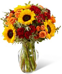 The FTD Fall Frenzy Bouquet from Parkway Florist in Pittsburgh PA