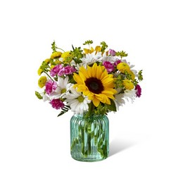 The FTD Sunlit Meadows Bouquet from Parkway Florist in Pittsburgh PA