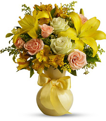 Sunny Smiles from Parkway Florist in Pittsburg PA