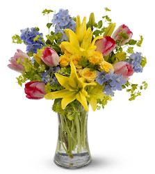 Spring Delight from Parkway Florist in Pittsburgh PA